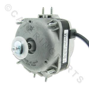 10W 230v 10 Watt Condenseur Radiateur Principal Ventilateur Moteur pour Icematic mdCixP92-07141701-245516214