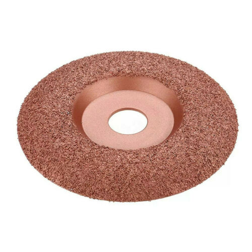 Tungsten Carbide Shaping Dish 22mm Bore Wood Shaping Disc Wood Carving Disc