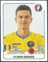 PANINI EURO 2016- #054-ROMANIA-FLORIN GARDOS