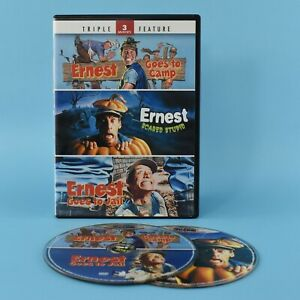 Ernest-Triple-Feature-DVD-Goes-To-Camp-Scared-Stupid-Jail-Jim-Varney