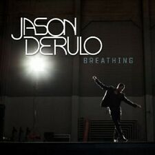 "JASON DERULO ""BREATHING (2-TRACK)""  CD SINGLE NEU"
