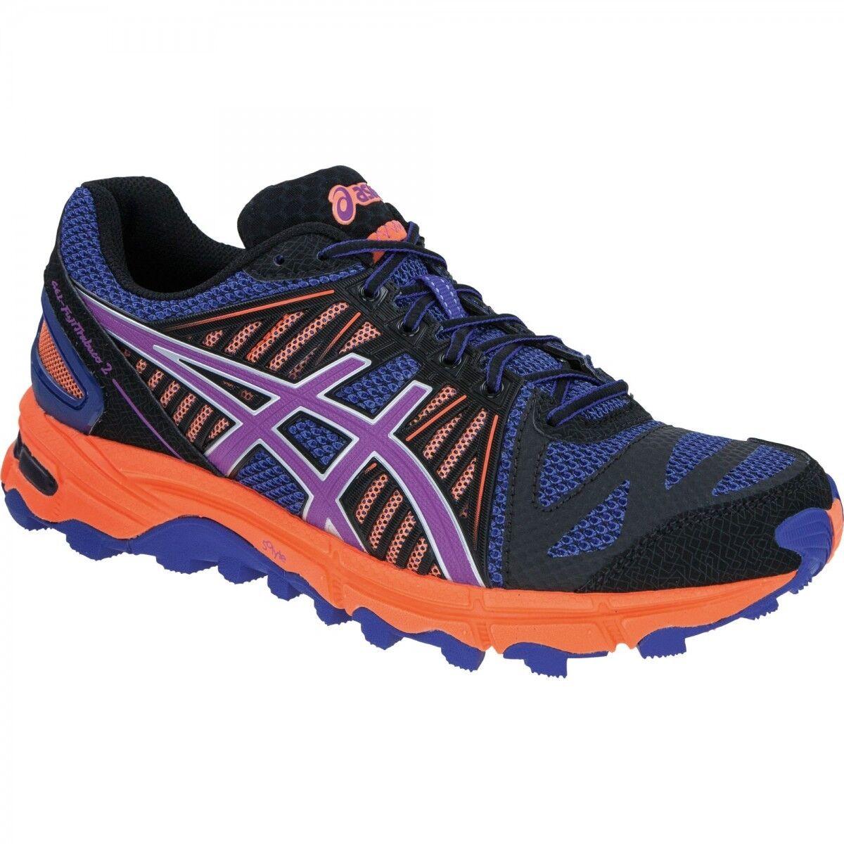 Asics womens  gel fujitrabuco 2 trail offroad  shoes  uk41 2