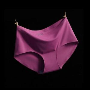 Women-Soft-Underpants-Ladies-Seamless-Lingerie-Briefs-Hipster-Underwear-Panties