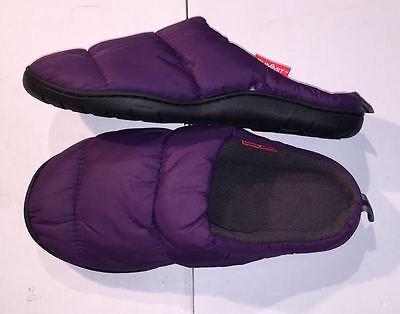 Cumbre Camping Unisex Zapatillas Pequeño Resistente Al Agua Térmico Polar Cálido púrpura