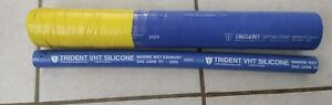 """Trident  Marine SAE J2006-2007 (2 1/2""""x 21"""") and 200v1004( 1""""x 21"""") wet exhaust."""