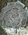 Lot de 1000 timbres de France grands formats.