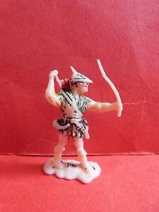 100% Vrai Britains Herald Robin Hood Hk Refonte Toy Soldier * Vintage 1950 S * Rare Pour Revigorer Efficacement La Santé