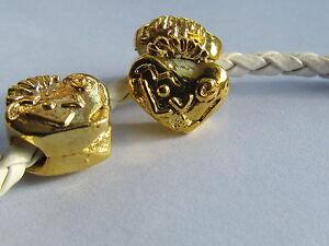 GOLD Bead Stopper Clip f Armband oder als Perle Bartperle Bartschmuck Haarperle - Deutschland - GOLD Bead Stopper Clip f Armband oder als Perle Bartperle Bartschmuck Haarperle - Deutschland