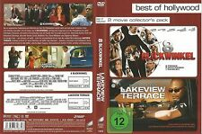 DVD - 8 Blickwinkel / Lakeview Terrace, 2 DVDs / #2073