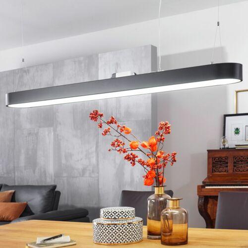 LED Bürolampe 48 Watt eckig Pendelleuchte 4080 Lumen Deckenlampe A Hängelampe