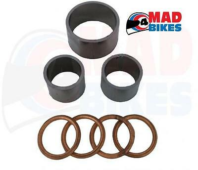 1999 MODELS EXHAUST GASKETS SEAL RINGS HONDA VFR800 Fi 1998