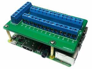Soldering-Kit-Raspberry-Pi-Screw-Terminal-Shield-V2-6-PCB-Colours