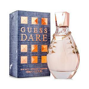 Guess Dare 100ml EDT by Guess, Womens Perfume (BNIB)