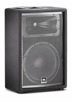 Jbl Jrx212 12 In. Two-way Stage Monitor Loudspeaker. U.s. Authorized Dealer