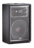 Jbl Jrx212 12 In. Two-way Stage Monitor Loudspeaker. U.s. Authorized Dealer