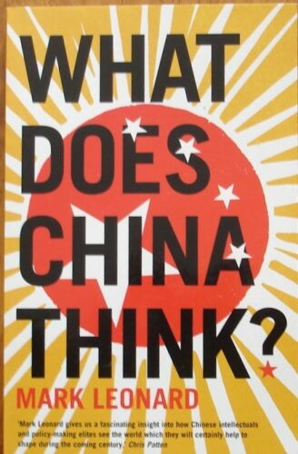 1 of 1 - What Does China Think? by Mark Leonard, K. L. Noll (Paperback, 2008)