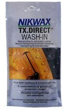 NIKWAX TX DIRECT WASH-IN WATER PROOFING FOR WET WEATHER CLOTHING 100ML