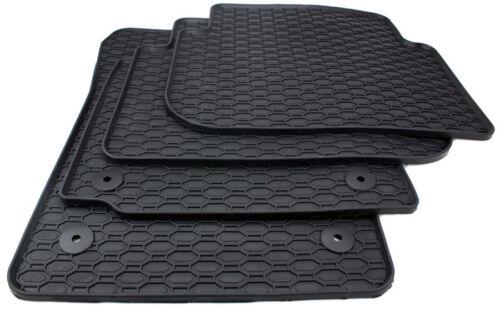NEU Gummimatten VW Caddy 2K Fußmatten Original Qualität 4x Matten Life Maxi TDI
