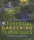 Royal Horticultural Society Essential Gardening Techniques by Royal Horticultural Society (Paperback, 2002)