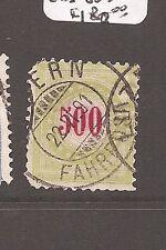 Switzerland Postage Due SC J28 SON CDS VFU (7ayv)