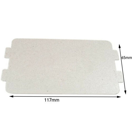 Currys ESSENTIALS micro-onde Vague Guide Housse Mur Garde plaque panneau 117 x 65 mm