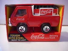 buddy l  coca cola delivery truck pick-up mib 420