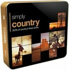 Various - Simply Country 3cd Tin CD 3 Union SQRE