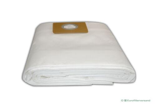 10 nappes anthères pour Makita 447 L sacs pour Aspirateur Filtre Filtre sacs