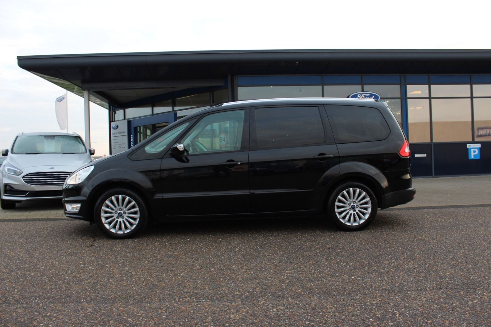 Ford Galaxy 2,0 TDCi 163 Collection 7prs - billede 1