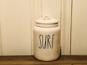 Rae-Dunn-Summer-Beach-Collection-By-Magenta-SURF-Farmhouse-Baby-Small-Canister