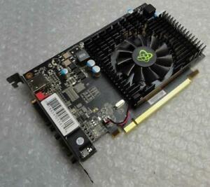 1GB-Xfx-HD-557X-ZH-Radeon-HD-5570-Pcie-HDMI-VGA-DVI-Carte-Graphique-Video