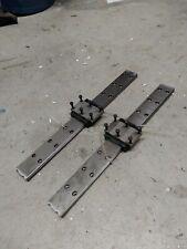 Linear Sliding Guide Rail Wblock Cnc 131875x13x345 Fixturing Manufacturing