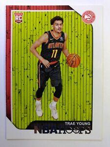 2018-18-19-Panini-NBA-Hoops-Trae-Young-Rookie-RC-250-Atlanta-Hawks