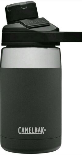 Chute Mag Vacuum Stainless 12oz Jet Black CamelBak Chute Mug NEW Vacuum pak