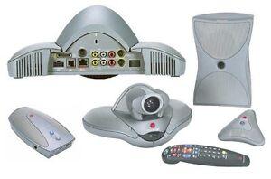 Polycom-VSX-7000-PAL-Video-Conferencing-system-Inc-Warranty-VGA-Type