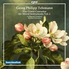 Georg Philipp Telemann: The Grand Concertos for Mixed Instruments, Vol. 2 (CD, Apr-2015, CPO)