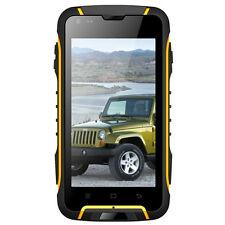 "NEW 4.5"" JEEP F605 Android Dual Core 3G Rugged Smartphone Dual SIM 12000mAh GPS"