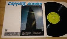 CARRAIG AONAIR LONE ROCK ~ UK GWERIN LP 1977 ~ BEAUTIFUL WELSH CELTIC FOLK