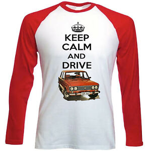 LADA 1500 SL KEEP CALM  NEW AMAZING GRAPHIC TSHIRT SMLXLXXL - LOndon, London, United Kingdom - LADA 1500 SL KEEP CALM  NEW AMAZING GRAPHIC TSHIRT SMLXLXXL - LOndon, London, United Kingdom