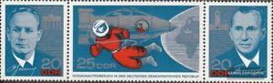 DDR-WZd159-kompl-Ausgabe-Dreierstreifen-mit-1138-1140-postfrisch-1965-Kosmon