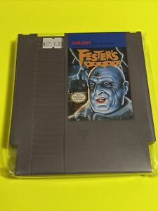 100-WORKING-NINTENDO-NES-Classic-Game-Cartridge-SUPER-FUN-FESTER-S-QUEST
