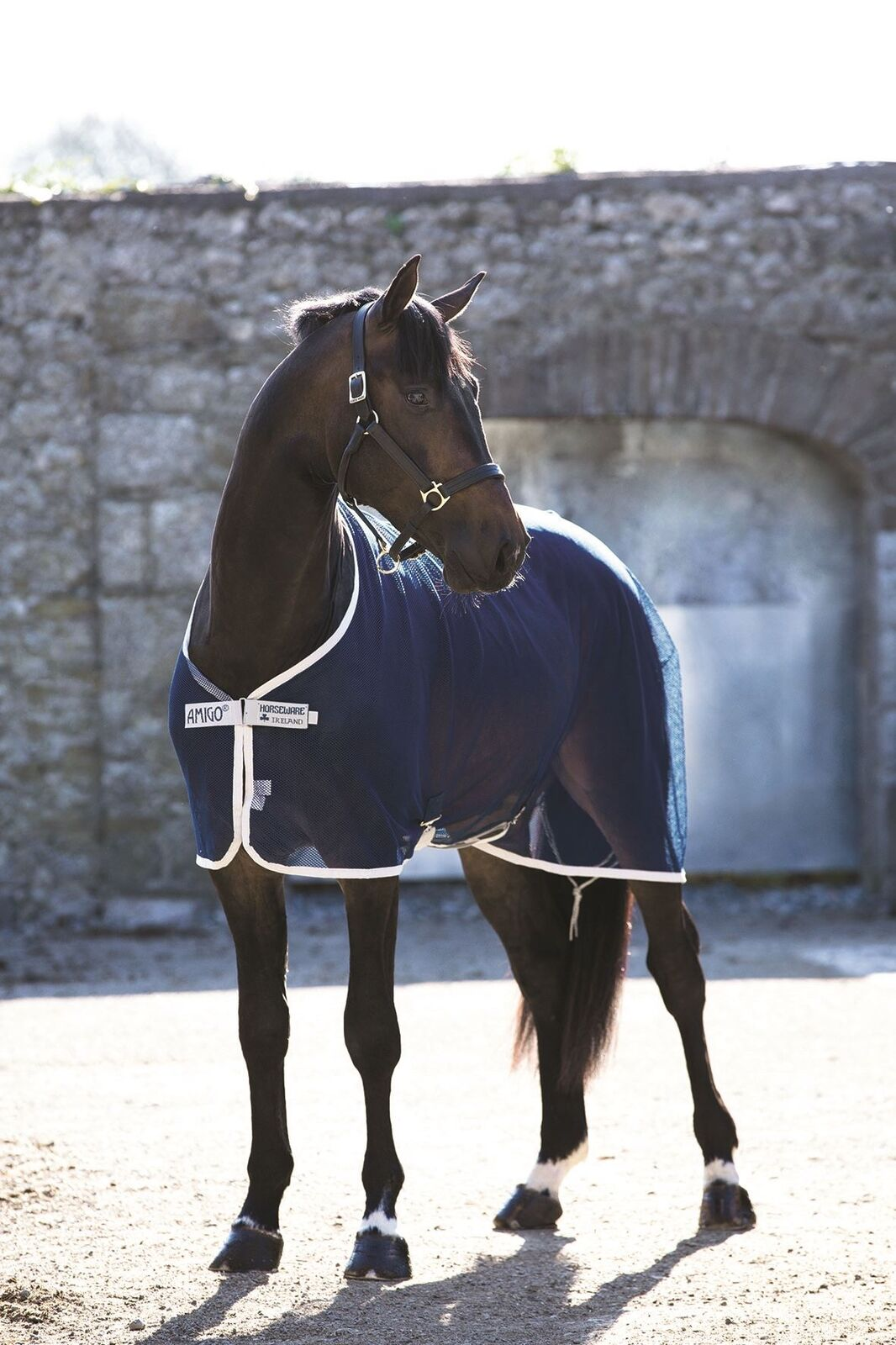 Horseware Ireland Amigo Net Cooler rem X Sur ACRN24