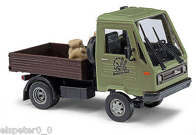Busch 42219, Multicar »Goldene Ähre«, H0 Auto Modell 1:87