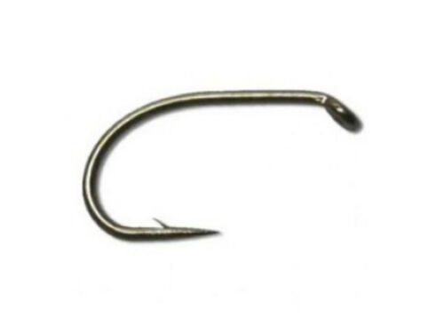 WET FLY HOOKS NEW FLY TYING MATERIALS 25 x KAMASAN B160 #14 NYMPH