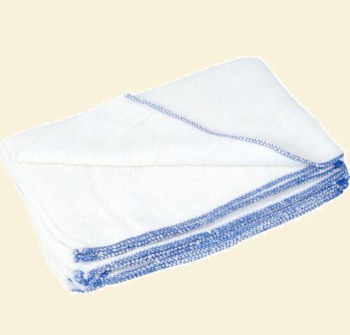 Pack of 5 Large dish Cloths 35 cm X 30 cm LGDC