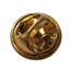 縮圖 3 - Auchentoshan Whisky Distillery Clydebank Scotland Pin Badge