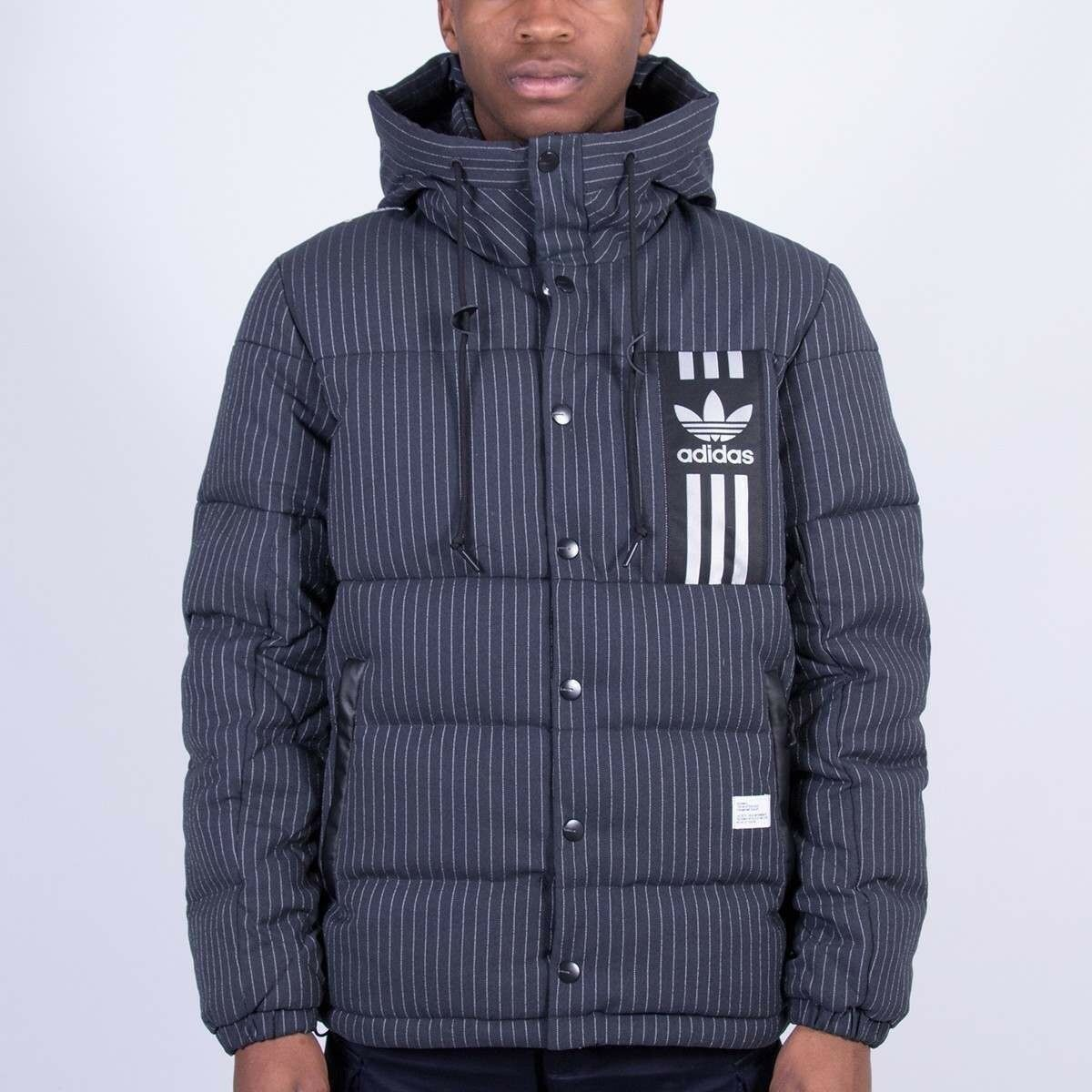 Adidas Originals x Bedwin & Der scharfe Stecher id96 Daunenjacke S