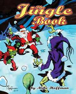 THE-SANTA-CLAUS-034-JINGLE-BOOK-034-Ideal-Christmas-Gift-For-Comics-Fans