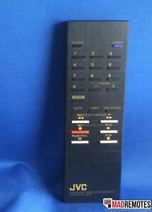VINTAGE-ORIGINAL-OEM-JVC-VCR-Control-for-HR-D210U-D227U-D230U-D3050U-D310U-RARE