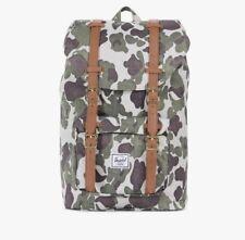 810ee2594c2 Herschel Supply Co. Lil America 600D Frog Camo New Backpack